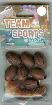 Football Beads