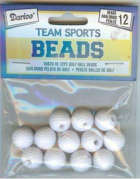 golf beads