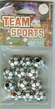 soccer beads