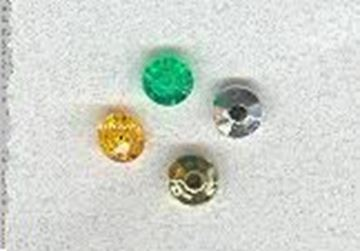 4 X 6 Rondell Beads