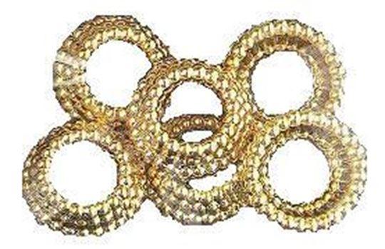 23mm 3 Ring Crown