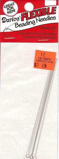 Flexible Beading Needles