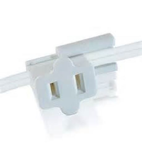 Slide-On Attachment Plug
