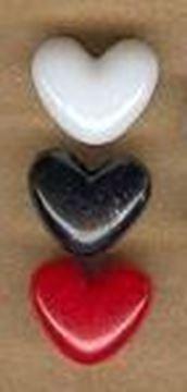 Heart Pony Beads