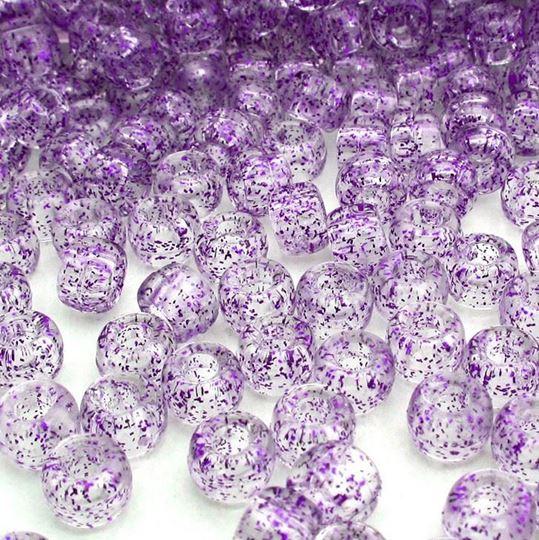 MF-13 Purple Pony Beads