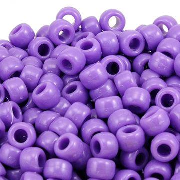 O-3891 Lilac Pony Beads