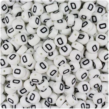 """Round """"D"""" Beads"""