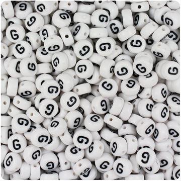 """Round """"G"""" Beads"""
