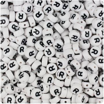 """Round """"R"""" Beads"""