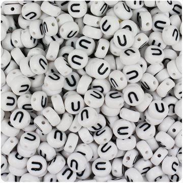 """Round """"U"""" Beads"""