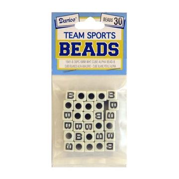 "Square ""B"" Beads"