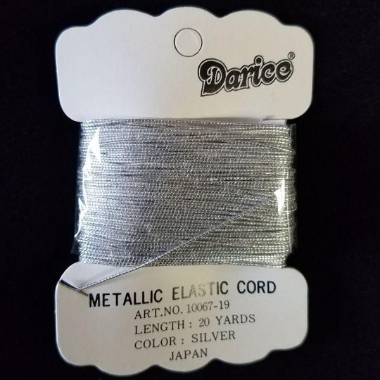 Elastic Craft Cord