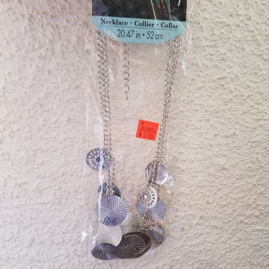 Necklace w/Extenders