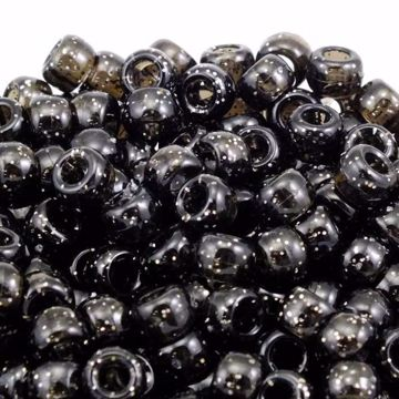 MF-36 Black Pony Beads